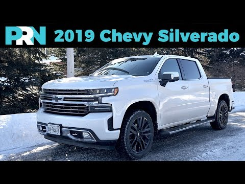Taking the High Country | 2019 Chevrolet Silverado 1500 | TestDrive Spotlight
