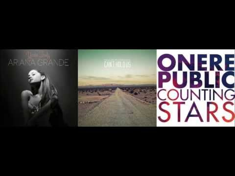 Macklemore & Ryan Lewis vs. OneRepublic vs. Ariana Grande - Stars Can't Hold Honeymoon Avenue