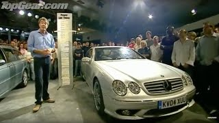 Mercedes CL65 Road Test | Top Gear