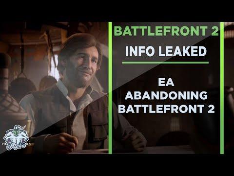 Leaked information shows EA is abandoning Star Wars Battlefront 2