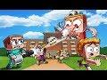 Minecraft | BULLY.EXE VS BASE - Giant Bully's Revenge! (BULLY BASE CHALLENGE)