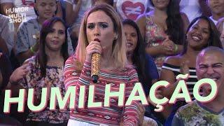Funk bullying - Tatá Werneck e Paulinho Serra - Tudo Pela Audiência - Humor Multishow thumbnail