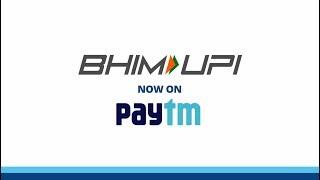 So erstellen Sie eine BHIM UPI-ID auf Paytm App?