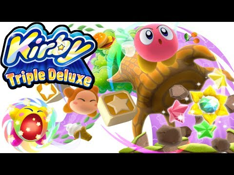 Kirby Triple Deluxe: Hypernova Hurricane! Copy World 6 PART 19 Nintendo 3DS Gameplay Walkthrough