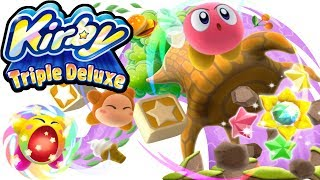 Kirby Triple Deluxe: Hypernova Hurricane! Copy World 6 PART 19 Nintendo 3DS Gameplay Walkthrough