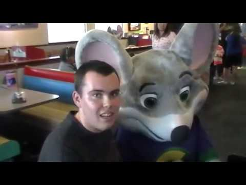 Sean Murray's SECOND 2013 visit to Chuck E. Cheese's - Henderson, NV - 10/25/2013