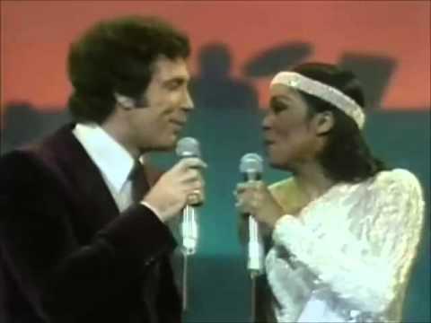 Tom jones et  Lola Falana - i love the nightlife