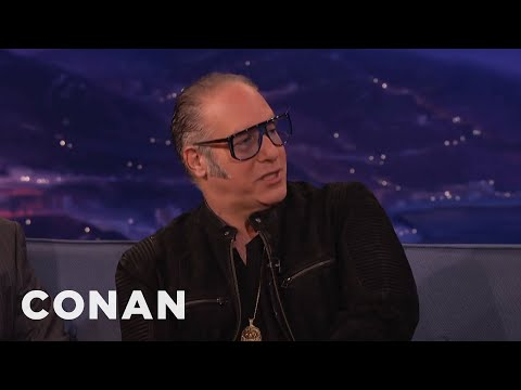 Andrew Dice Clay: Trump Fixed My Sister's Leaky Roof  - CONAN on TBS