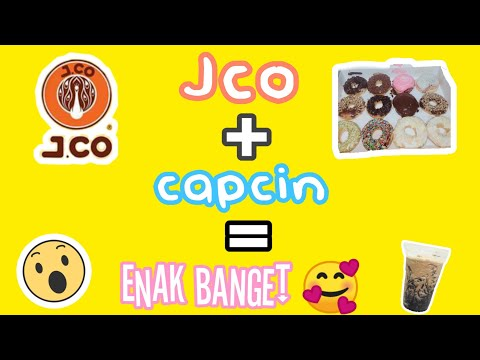 Cara Pesan Promo J.CO Donuts Melalui Website Online Delivery from YouTube · Duration:  10 minutes 2 seconds