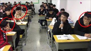 班上最老实的男生被点名唱歌,一开口准备看笑话的同学被打脸了!