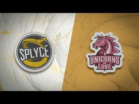 Splyce vs Unicorns of Love vod