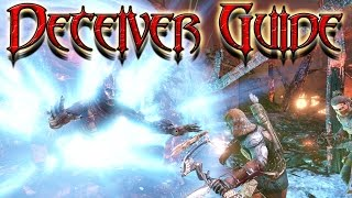 Nosgoth Deceiver Guide ~ Tutorial - Gameplay Video - Abilities - Weapons -Tips