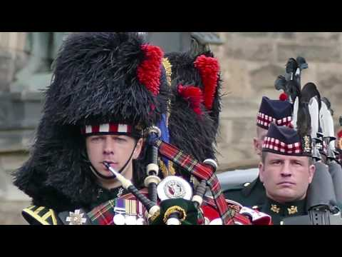 The Black Watch - Edinburgh Castle