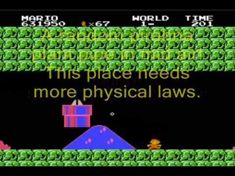 Super Mario Bros Lost Level: World 1-Blank
