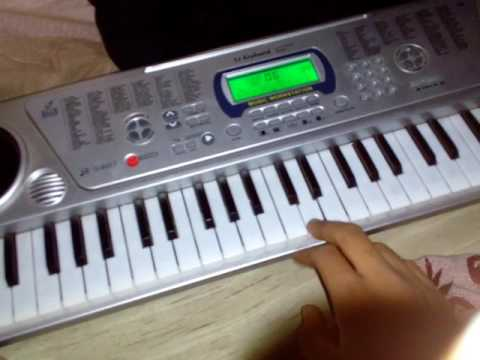 Naan - Theme Music Keyboard
