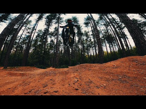 Фото SHERWOOD PINES DIRT JUMPS FROM A FPV DRONE