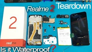 Realme 2 Teardown || OPPO Realme 2 Disassembly || How to Open Realme 2 all internal Parts