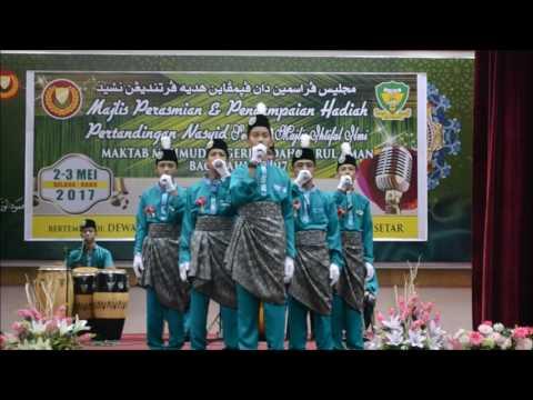 Festivel nasyid maktab mahmud alor setar-Zinjiron