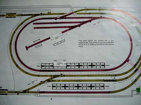 Track plan video for DR35