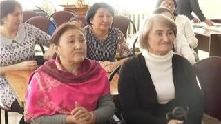 В городской библиотеке на конференции читателей, собрались верные друзья и подписчики газеты «Отарка