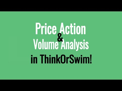 Reading Price & Volume: Day Trading with Equivolume in Thinkorswim