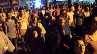 Hakkari'deki Hain Saldırı Karaman'da da Protesto Edildi
