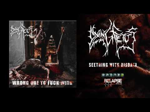 """DYING FETUS - """"Seething with Disdain"""" (Official Audio)"""