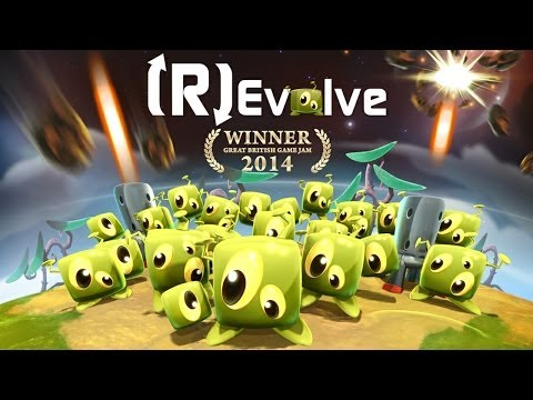 Revolve - iOS / Android - HD Gameplay Trailer