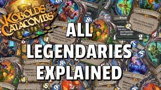 All Kobolds & Catacombs Legendaries Explained