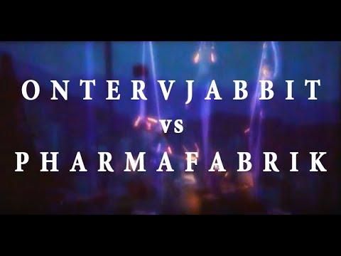 ONTERVJABBIT vs PHARMAFABRIK 2013/05/23 @ Rdeči revirji festival, Delavski dom Hrastnik