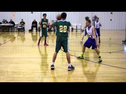 Northern Plains Christian Academy Boys vs Harvest Hills Christian School Boys Basketball