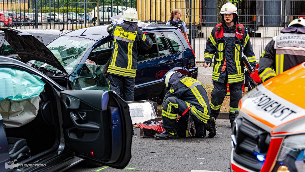 Verkehrsunfall Köln