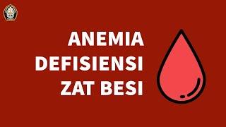 Mengenal Penyakit Anemia Defisiensi Besi - dr. Rifki Hamdani Pasaribu - Bincang Sehat Part 2.