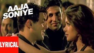 Download Video Aaja Soniye Lyrical Video | Mujhse Shaadi Karogi | Salman Khan, Akshay Kumar, Priyanka Chopra MP3 3GP MP4