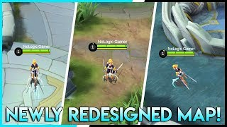 """Newly Redesigned """"Celestrial Palace"""" Map! 