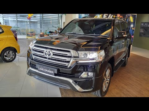 In Depth Tour Toyota Land Cruiser J200 VX-R 2nd Facelift - Review Indonesia