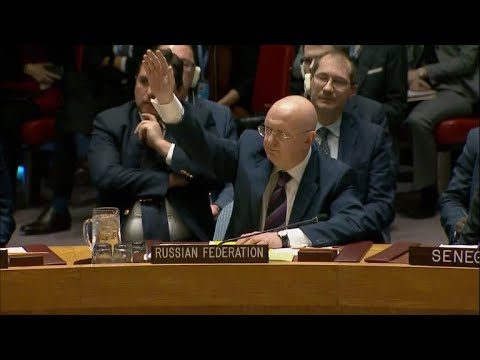 Rússia veta extensão de inquérito de ataques químicos na Síria