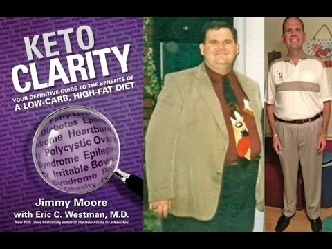 11 years on Ketogenic diet. Jimmy Moore's shocking blood test results! - YouTube
