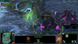 Starcraft 2 Co-op BUG - Taking damage from nothing