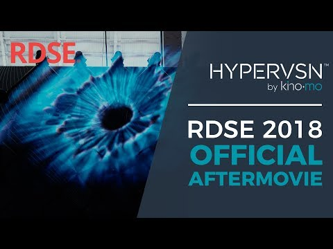 HYPERVSN™ at RDSE 2018 - Official aftermovie