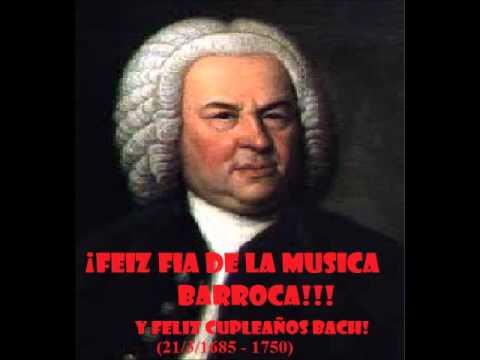 ¡¡FELIZ DIA DE LA MUSICA BARROCA!!