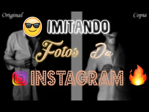 Imitando fotos de INSTAGRAM | SoyRoTarabini