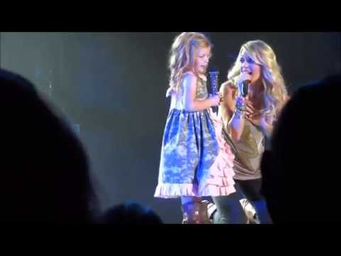 Carrie Underwood and Little Girl from YouTube · Duration:  23 seconds