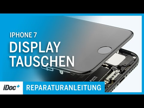 iPhone 7 – Replacing the screen