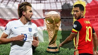 England vs Belgium | 2018 World Cup | Group G | FIFA 18 Gameplay, Highlights & Goals | Preview