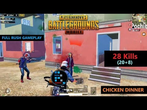 [Hindi] PUBG MOBILE | POCHINKI'S DON IS BACK FULL RUSH GAMEPLAY