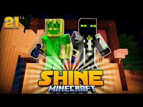 BUSRITUALE & Seltsame LEHRER - Minecraft SHINE #021 [Deutsch/HD]