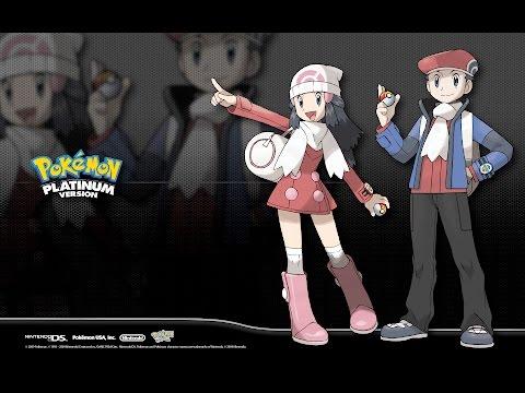 Let's Play: Pokemon Platinum (Longplay)