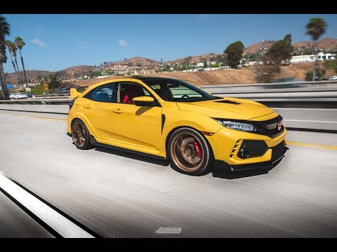 Taking My Honda Civic Type R On The Race Track