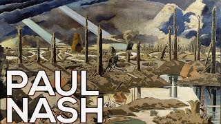 Paul Nash: A collection of 152 works (HD)